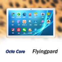 Wholesale 10 Inch GB Android Flyingpard octa Core Point Touch Tablet PC for