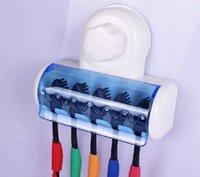 Wholesale Spinbrush Suction Holder - New Home Bathroom Toothbrush SpinBrush Suction Holder Stand Rack