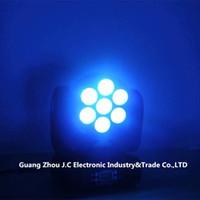 7PCS 12W RGBW 4in1 LED Lumière en mouvement de faisceau 15CH pour la scène Disco avec le Ce RoHS