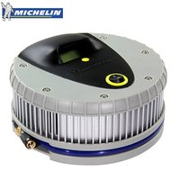 Wholesale car Compressor Air pump Michelin inflating pump v Mini Portable Tire Inflator with Pressure Gauge for Cars Balls Bikes Motorcycle ml