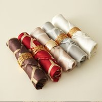 Wholesale Hotel dinner cloth cloth napkins restaurant folded cloth mat towel cloth hotel club rooms meal placemat