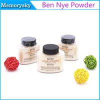 Wholesale Ben Nye Luxury Powder g New Natural Face Loose Powder Waterproof Nutritious Hot Sell Brand Long lasting dhl free