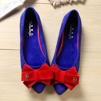 ballet outsole - 2016 Summer Fashion High Quality Comply Women Shoes fashion Designer Flats plus size Soft Outsole Maternity Shoes
