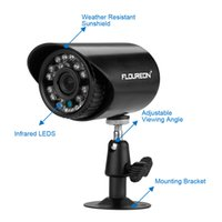 Wholesale FLOUREON X CH H Home CCTV System HDMI H DVR X TVL Waterproof IR CUT CMOS Security Camera Home Security System Set