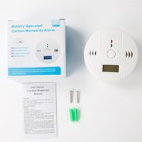 Wholesale China factory high quality co detector carbon monoxide detector co alarm sensor for home alarm system