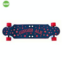 Wholesale Beercan Boards Inch Red Ginger Ale Deluxe Complete Skateboard