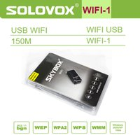 Wholesale Factory Outlet PC Mini M USB WiFi Wireless Network Card LAN Adapter for S F3S F5S F4S V8 V7