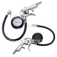 auto inflate - Auto Air Compressor Tire Tyre Inflating Inflator Tool Pressure Dial Gauge auto tire pressure gauge tire gauge digital
