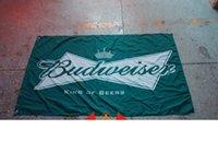 beer banners - budweiser beer flag budweiser polyester CM banner
