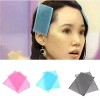 Wholesale Front Hair Fringe Bang Holder Stabilizer Makeup Sticker Pad Patch Paster