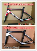 Wholesale In June The latest time skylon carbon Frameset and Seat Made in China full carbon fiber bike frames bicycle frames