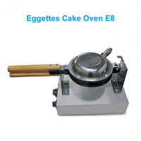 Wholesale LY E8 electric Chinese eggettes puff waffle iron maker machine bubble egg cake oven