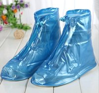 Wholesale Outdoor high grade rainproof shoes cover waterproof shoe cover travel shoes rain boots