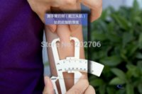 Wholesale Personal Body Fat Testers skinfold caliper body fat caliper slim guide skinfold caliper of t shirts