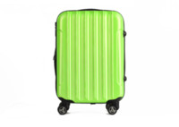 Wholesale Scooter rod suitcase student luggage box NEW quot quot quot fashion color large capacity can be expanded ABS black edge Scrub rolling case