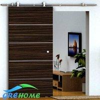 Wholesale Global FT stainless steel barn wood sliding doors hardware