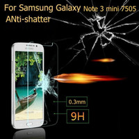 active guard - Tempered Glass for iphone Screen Protector Guard Cover For Samsung Galaxy core prime s6 active TREN LITE Galaxy retail packing