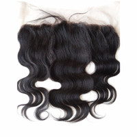 Cheap Chinese Hair lace frontal closure Best Body Wave Under $50 brazilian lace frontal closure