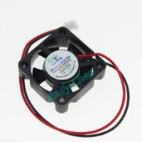 ball bearing industry - 2Pieces s mm P x x MM Blades V DC Orient Industry Cooling Fan