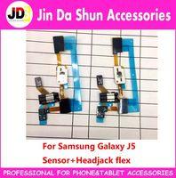 audio tests - Tested New For SAMSUNG GALAXY J5 J500 J500F J5008 Home Button Sensor Audio Jack Headphone Flex Cable