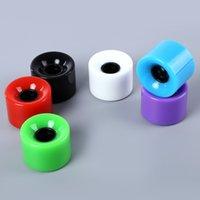 Wholesale Skateboard Wheels set Colours High strength Longboard Skateboard Wheels Online x mm