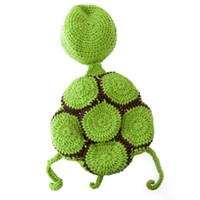 baby blanket making - 1PC Hand made Cute Turtle Snail Crochet Knitted Infant Newborn Baby Photo Props Photography Backdrops Baby Wrap Blankets Clothes
