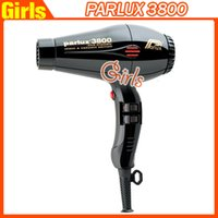 air wind power - 2016 Hot Hair PARLUX Professional Hair Dryer Strong Wind Safe Home Dry Products High Power W Hair Dryer Drop shipping