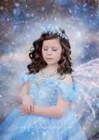 Wholesale The spring of the new Cinderella dress clothing for children s Snow White skirt party and wedding PLP