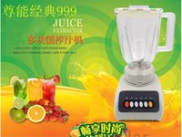 Wholesale Automatic Slow Juicer Electric Fruit Juice Machine Cold Press Extractor Squeezer of Kitchen Appliances mini fruit vegetable Blender