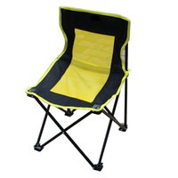 Wholesale Outdoor Portable Chair Folding Fishing Camping Hiking Chair Gardening Beach Fishing Picnic BBQ with Bag Packing Folding Seat