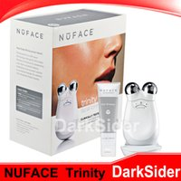 Wholesale Nuface Trinity Face Massager Facial Toning Device Anti Aging Skin Care Treatment Device Sealed Trinity have PRO PMD ProTop Quality