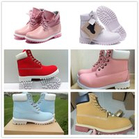 best western orange - 2016 Hot Sale Tlmber lands Boots Womens for Best quality Pink Top Authentic Leather Fashion Outdoor Sports Waterproof Work Casual Shoes