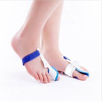 Big feet - Pair Big Toe Corretor Straightener Bunion Hallux Valgus Corrector Night Splint Foot Pain Relief Feet Care