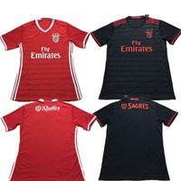 benfica soccer - Benfica Soccer Jersey Sport Lisboa e Benfica Home camisas LUISAO SAMARIS Away Kits NICO GAITAN SALVIO Football Shirts Maillot Kit