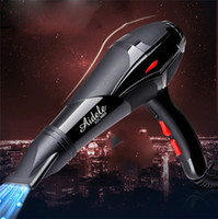 ac hair design - Hair Dryer For Household Power W Hair Salons Hair Dryers Barbershop Negative Ion Hair Dryer Drum Muting Cold Wind Unique Design Stylish