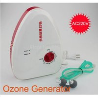 air to water generator - AC220V w Apply to fruits vegetables Kill bacterium sterilizing air purifier mg H for home ozonizer water ozone generator
