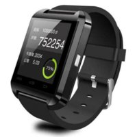 android bluetooth auto connect - Wearable Devices U8 Smart Bluetooth inteligent digital WristWatch Men women U Watch montre connect For Android phone With Box