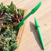 Wholesale 2pcs set lifter dig seedlings a planting tool Sowing punch Garden Tools Planting hole punch transplant seedlings device