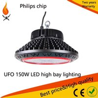 Wholesale UFO factory smd3030 high efficiency w LED highbay industrial lighting