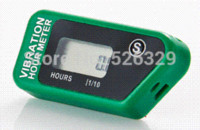 Wholesale Digital Resettable Wireless Vibration Hour Meter For Motorcycle Motocross ATV Lawn Mower Tractor Decals amp Stickers