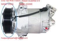 Wholesale compressor clutch fit Nissan Quashkai DB3A JD200E CVC V PV6 mm