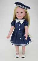 baby super market - The Most Popular inch cm Navy Style Pure Hand Made Baby Dolls As the Super Start Doll In Reborn Baby Dolls For Sale Market