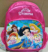 Wholesale by DHL UPS High Quality Princess Children s School Bag Rucksack Cartoon School Backpack G2300 on Sale