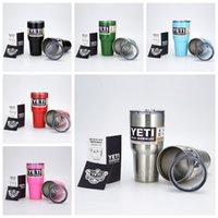 beer bottle tray - YETI oz oz oz silver colorful YETI Cups beer Mug Bottle Colster Rambler Tumbler Stainless Steel