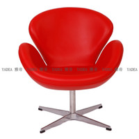Wholesale Arne Jacobsen cashmere wool swan chair designer furniture