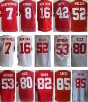 authentic kaepernick jersey - Men s Authentic Colin Kaepernick NaVorro Bowman anquan boldin Eric Reid Vernon Davis Football Jersey