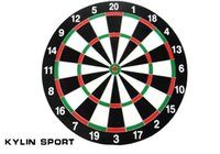 Wholesale set dart board special offer authentic inch double side thickening darts plate of the dart