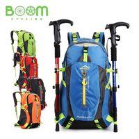 Wholesale Backpacks camping men bag women backpack trekking sport hiking bag climbing bicycle