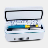 Cheap Free shipping BC-170A Drug small refrigerator Insulin cooler Portable refrigerator 2-8 degrees Storage temperature Incubator