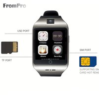 android weather forecast - 100 Original high quality New Smart Watch i8 MTK2502 Bluetooth with Compass weather forecast support SIM TF Card for ios android Smart